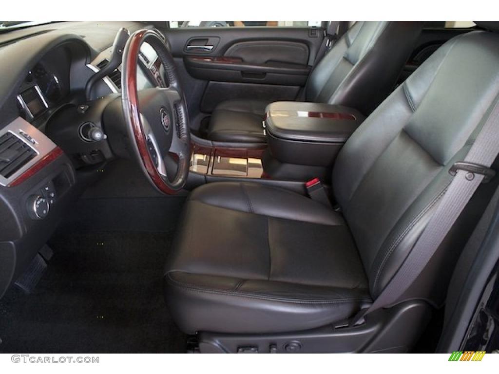2007 Cadillac Escalade Esv Awd Interior Photo 37992149