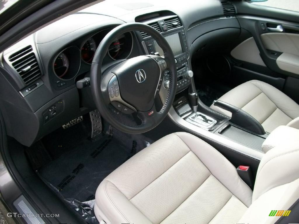 2008 acura tl 3 5 type s interior photo 37995061. Black Bedroom Furniture Sets. Home Design Ideas