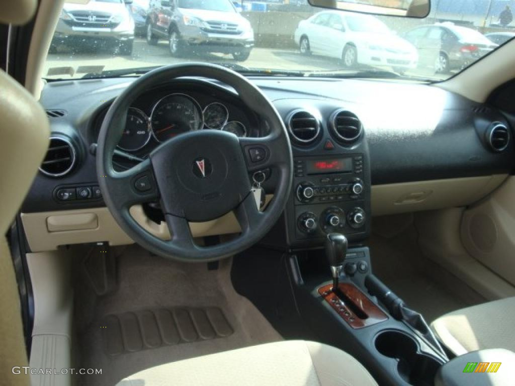 2006 Pontiac G6 V6 Sedan Interior Photo 37995337