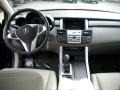 Taupe Dashboard Photo for 2008 Acura RDX #37995709
