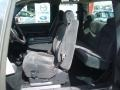 Graphite Gray 2002 Chevrolet Silverado 1500 LS Extended Cab 4x4 Interior Color