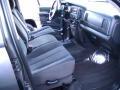 2002 Graphite Metallic Dodge Ram 1500 SLT Quad Cab 4x4  photo #2