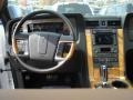 Dashboard of 2011 Navigator L Limited Edition 4x4