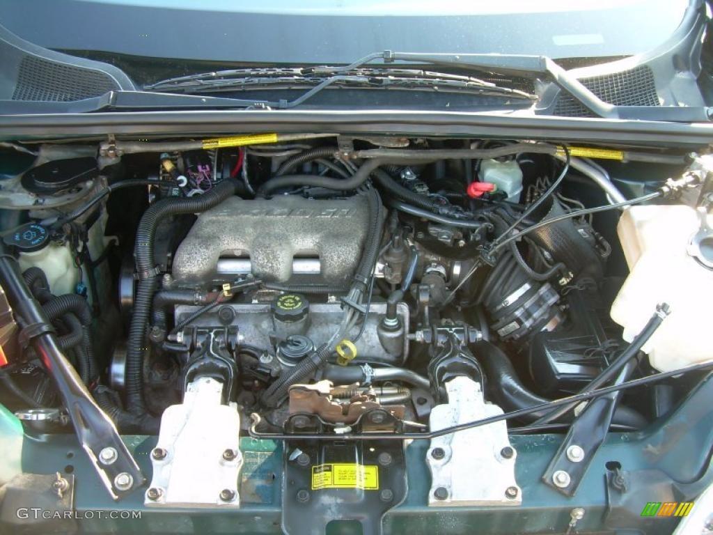 2000 Chevrolet Venture Lt 3 4 Liter Ohv 12