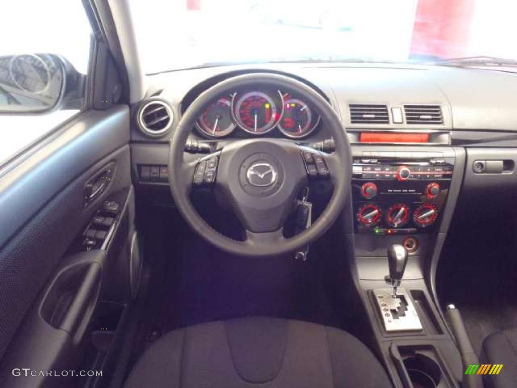 Awesome Black Interior 2008 Mazda MAZDA3 S Touring Sedan Photo #38009510 Amazing Pictures
