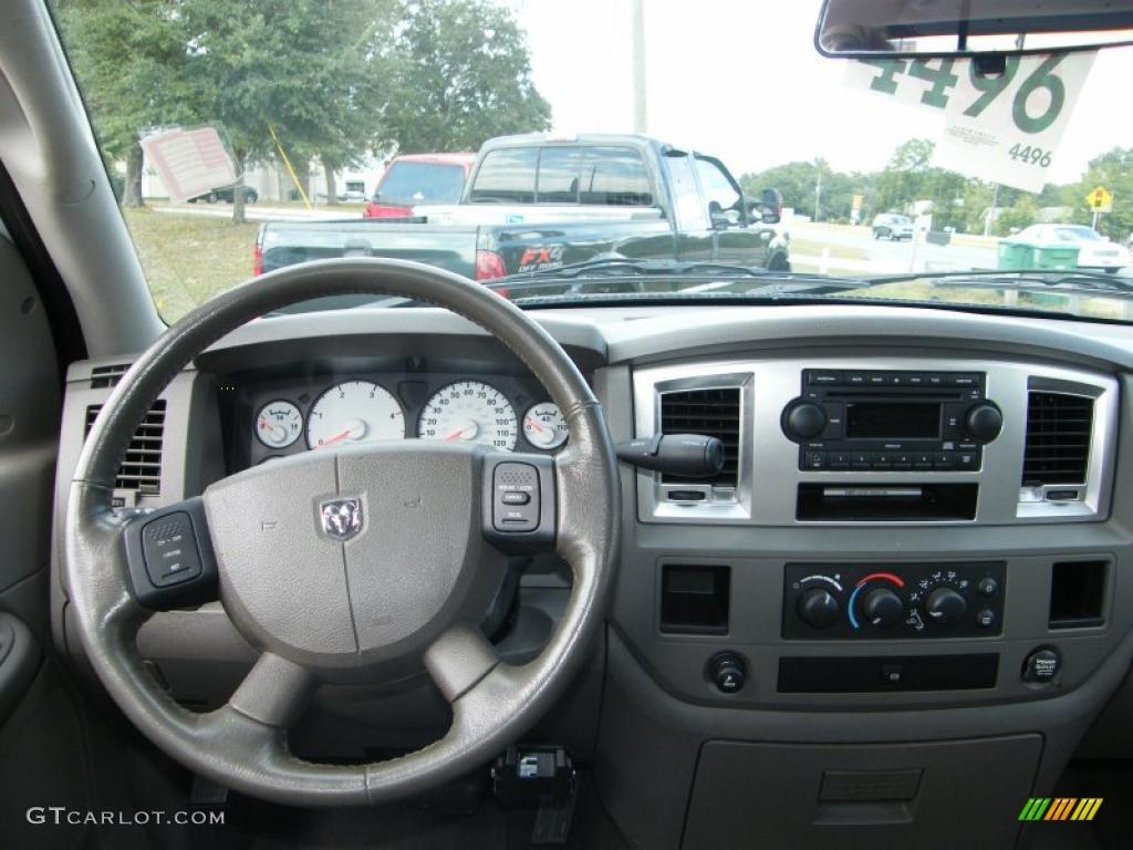 2007 dodge ram 3500 big horn quad cab dually interior photo 38010980 - Dodge Ram 3500 Interior