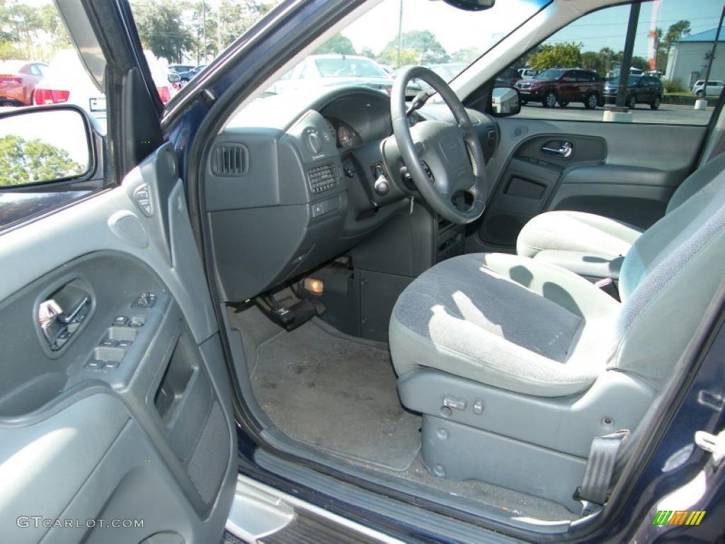 2002 Nissan Quest Se Interior Photo 38017368