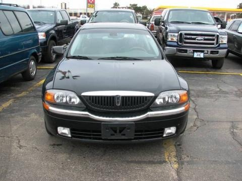 2002 Lincoln Ls V8. 2002 Black Lincoln LS V8