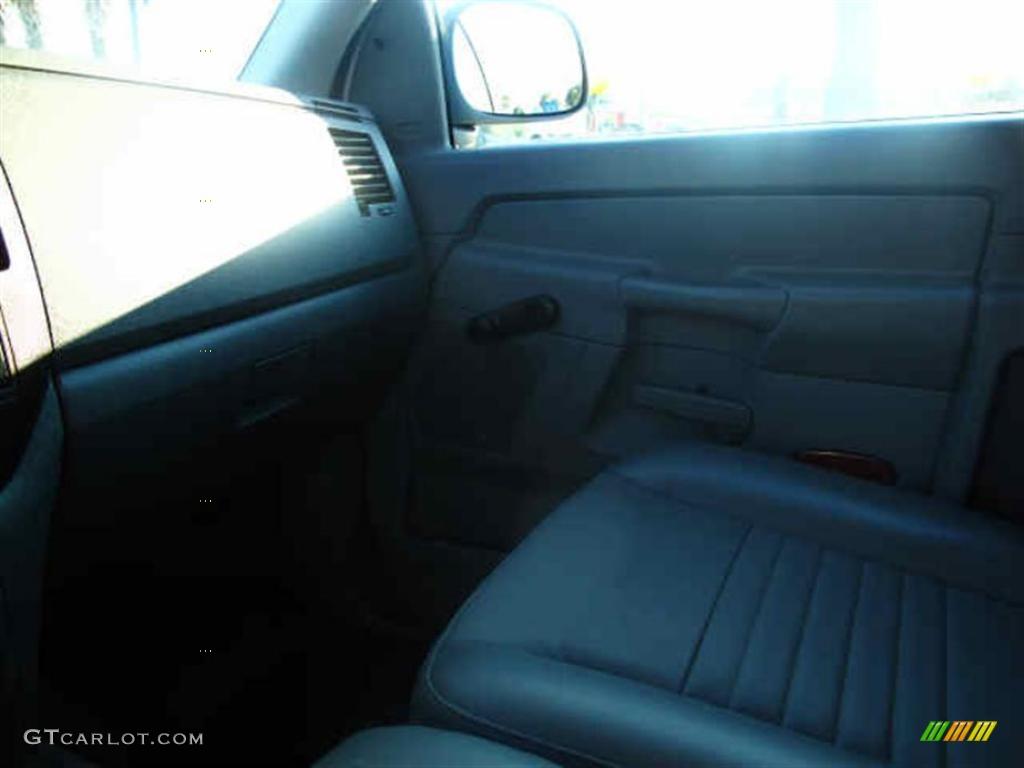 2006 Ram 1500 ST Regular Cab - Bright White / Medium Slate Gray photo #14