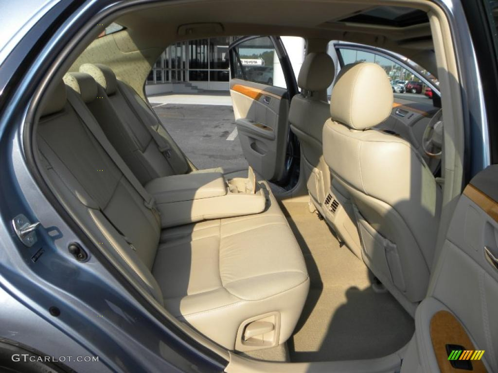 2005 blue mirage metallic toyota avalon limited 38009892. Black Bedroom Furniture Sets. Home Design Ideas