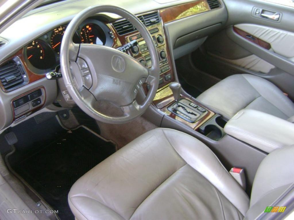 1999 Acura RL 35 Sedan Interior Photo 38033861