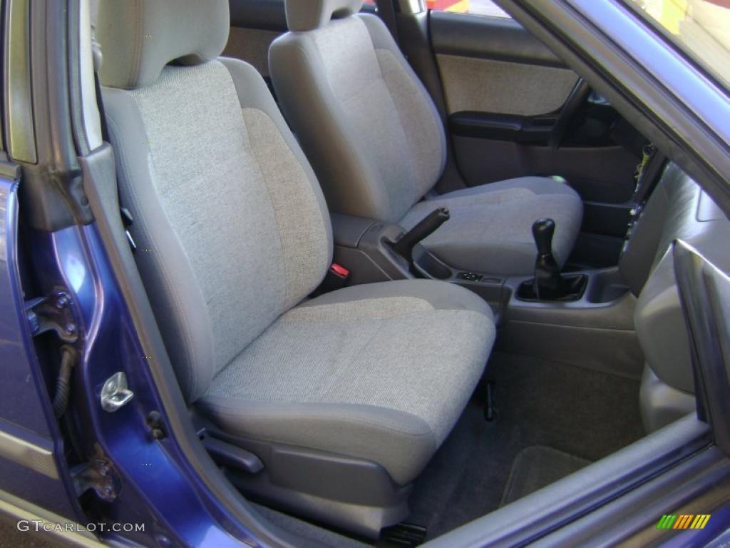 2004 Subaru Impreza Outback Sport Wagon Interior Photo 38034381