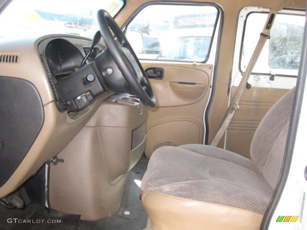 on 1998 Dodge Ram 3500 Van