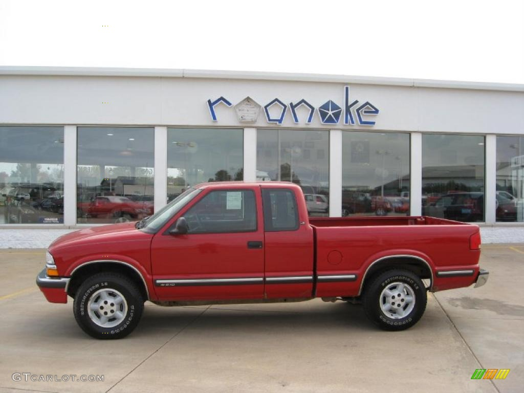 Chevrolet S10 ls Extended Cab