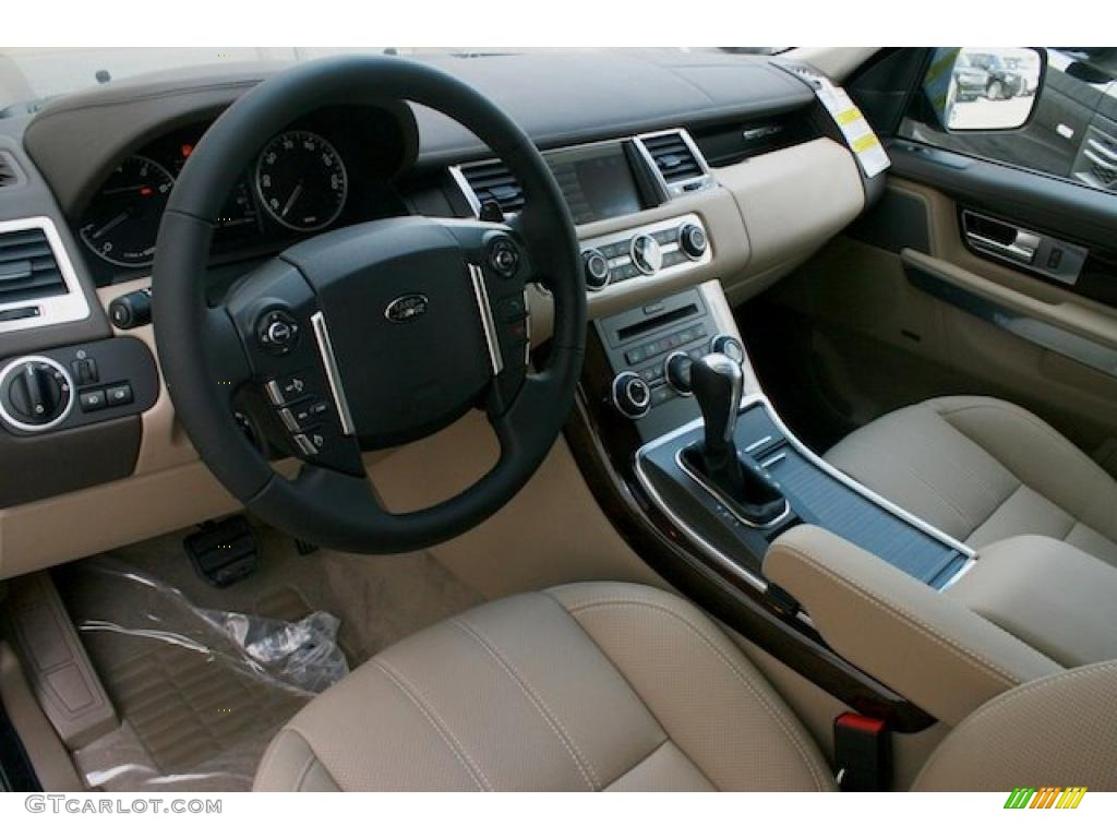 2011 Land Rover Range Rover Sport Supercharged Interior