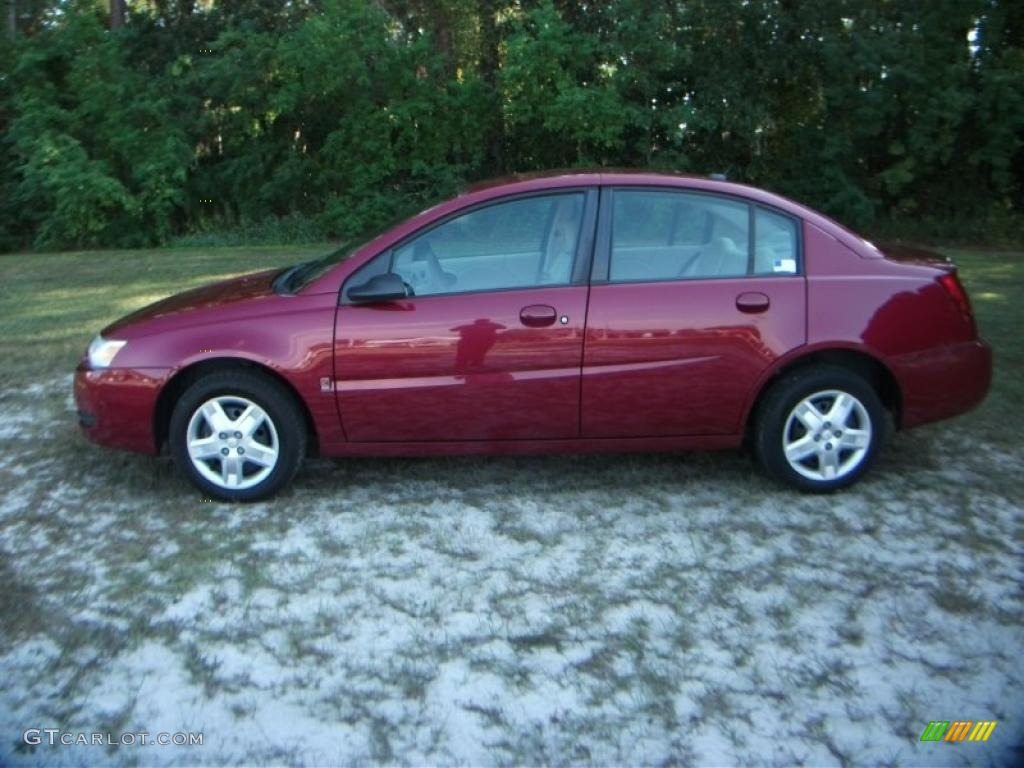 2006 berry red saturn ion 2 sedan 38010196 gtcarlot car berry red saturn ion vanachro Images