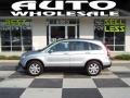 2009 Alabaster Silver Metallic Honda CR-V EX-L  photo #1
