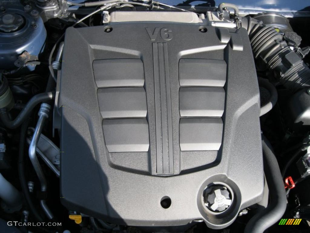 2008 Hyundai Tiburon GT 2.7 Liter DOHC 24-Valve V6 Engine Photo #38053730
