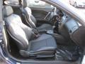 GT Black Leather/Black Sport Grip Interior Photo for 2008 Hyundai Tiburon #38053894