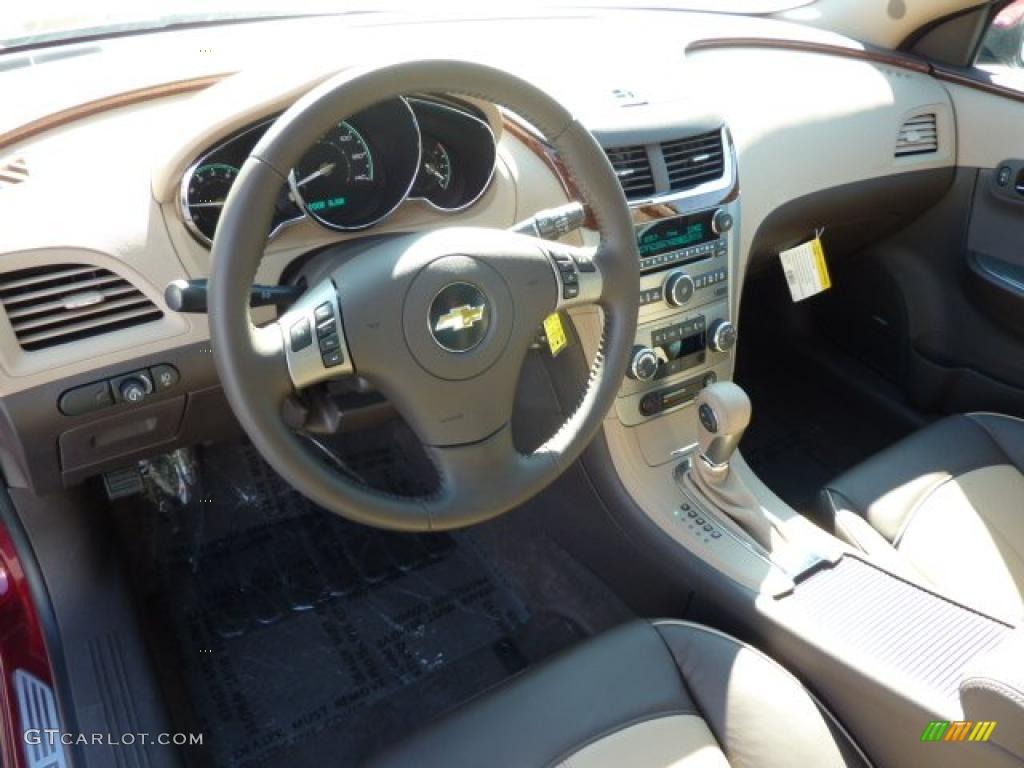 Cocoa/Cashmere Interior 2011 Chevrolet Malibu LTZ Photo #38055674 Good Ideas