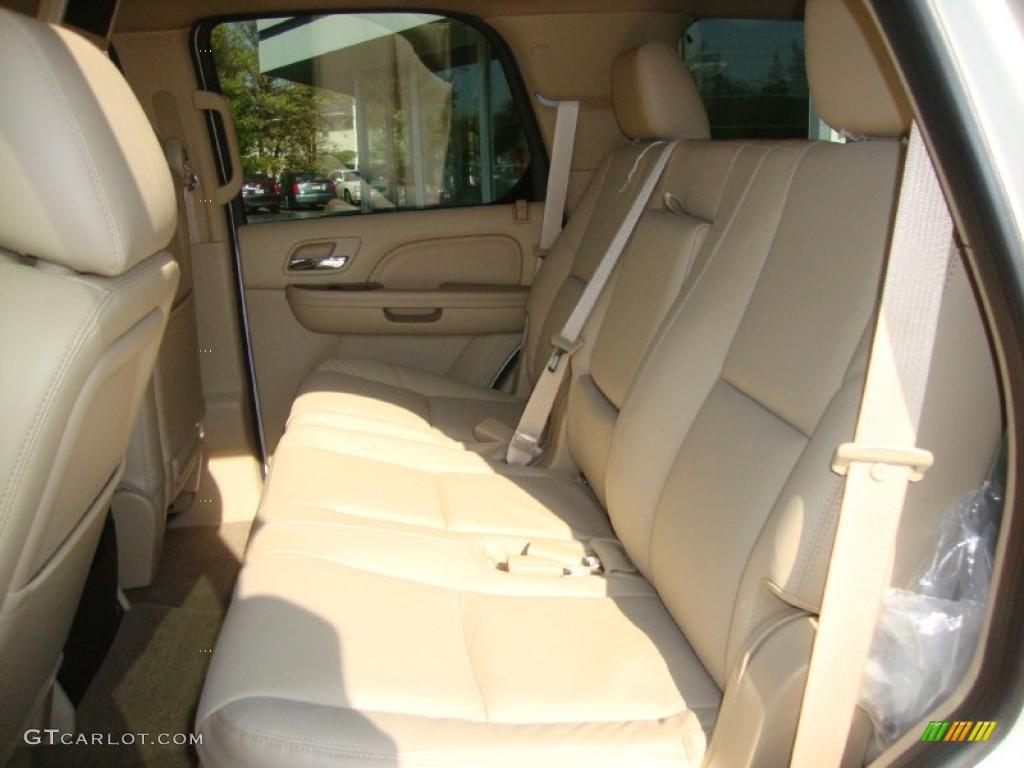Cashmere Cocoa Interior 2011 Cadillac Escalade Hybrid Awd Photo 38059185