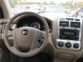 Dashboard of 2007 Sportage LX V6 4WD