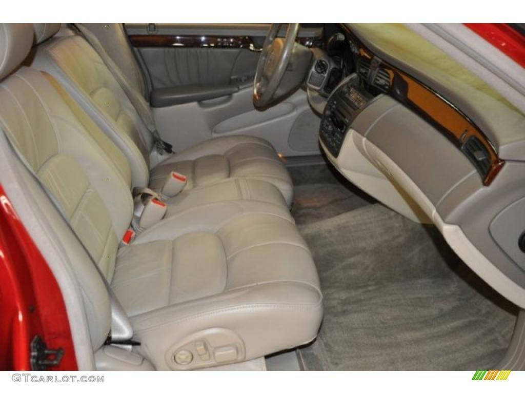2002 Cadillac Deville Dhs Interior Photo 38066744