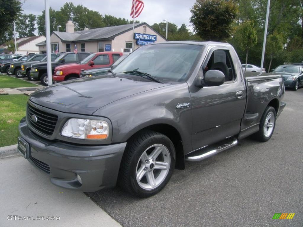 Dark shadow grey metallic 2004 ford f150 svt lightning exterior photo 38070901 gtcarlot com