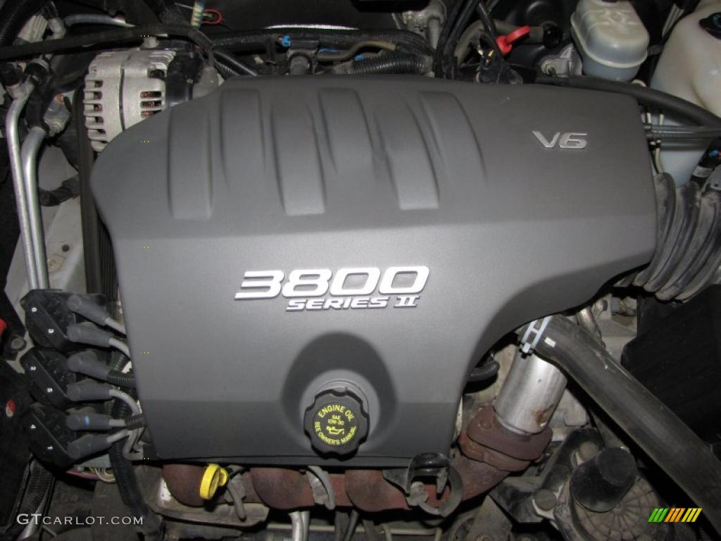 on Buick 3800 Supercharged Engine Specs