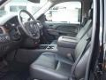 2011 Black Chevrolet Silverado 1500 LTZ Crew Cab 4x4  photo #11