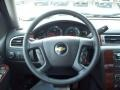Ebony Steering Wheel Photo for 2011 Chevrolet Silverado 1500 #38072009