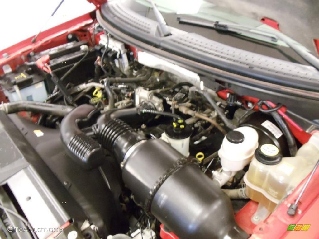 2007 ford f150 xlt supercrew 4 6 liter sohc 16 valve for Motor ford f150 v8