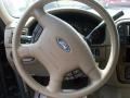Medium Parchment Beige Steering Wheel Photo for 2003 Ford Explorer #38081027