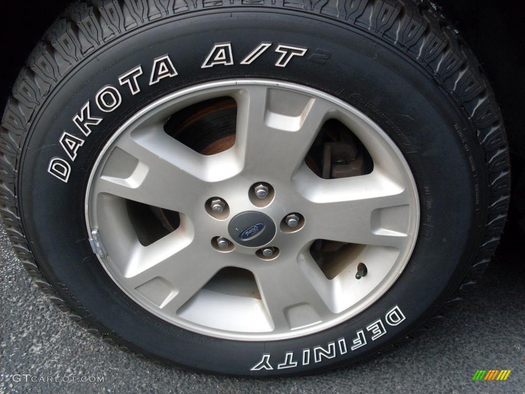 2003 Ford Explorer Eddie Bauer Wheel Photo #38081083