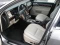 2008 Vapor Silver Metallic Lincoln MKZ Sedan  photo #11