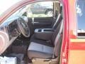 Dark Titanium Interior Photo for 2008 Chevrolet Silverado 1500 #38085761