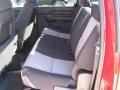 Dark Titanium Interior Photo for 2008 Chevrolet Silverado 1500 #38085779