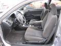 Gray 2004 Honda Civic Interiors