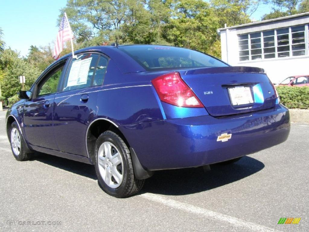 2006 Laser Blue Saturn ION 2 Sedan #38076329 Photo #5 ...  Saturn Ion 2006 Blue