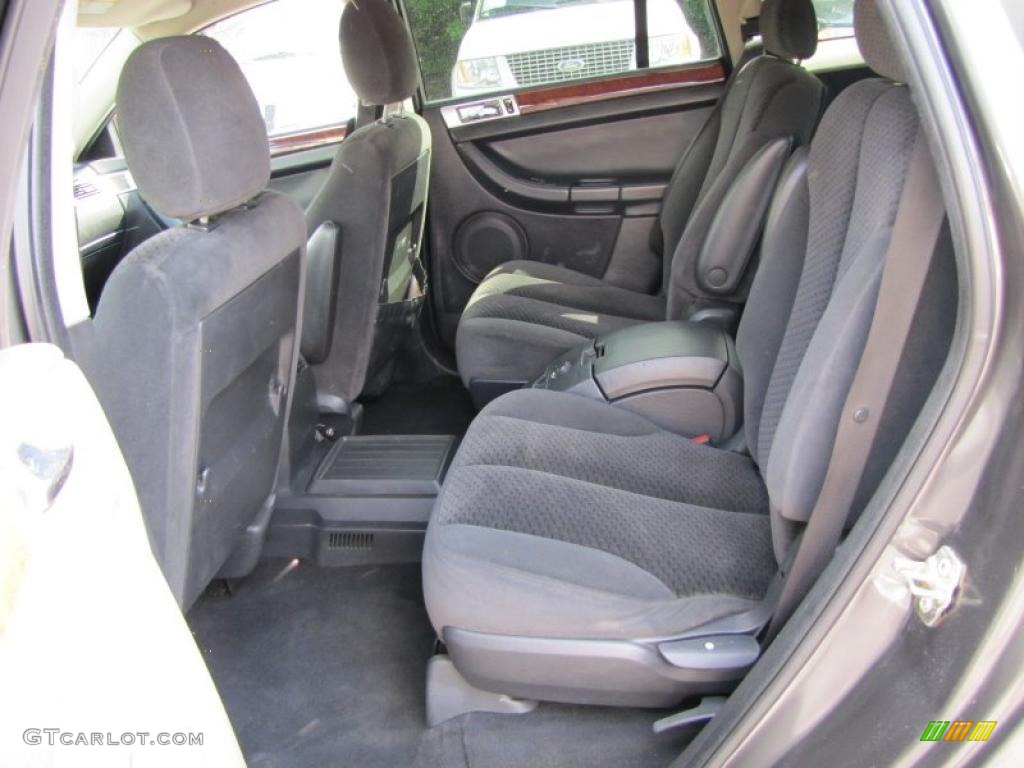 2004 chrysler pacifica interior pictures