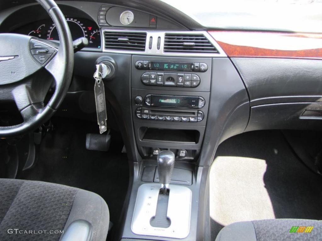 2004 Chrysler Pacifica Standard Pacifica Model Dark Slate