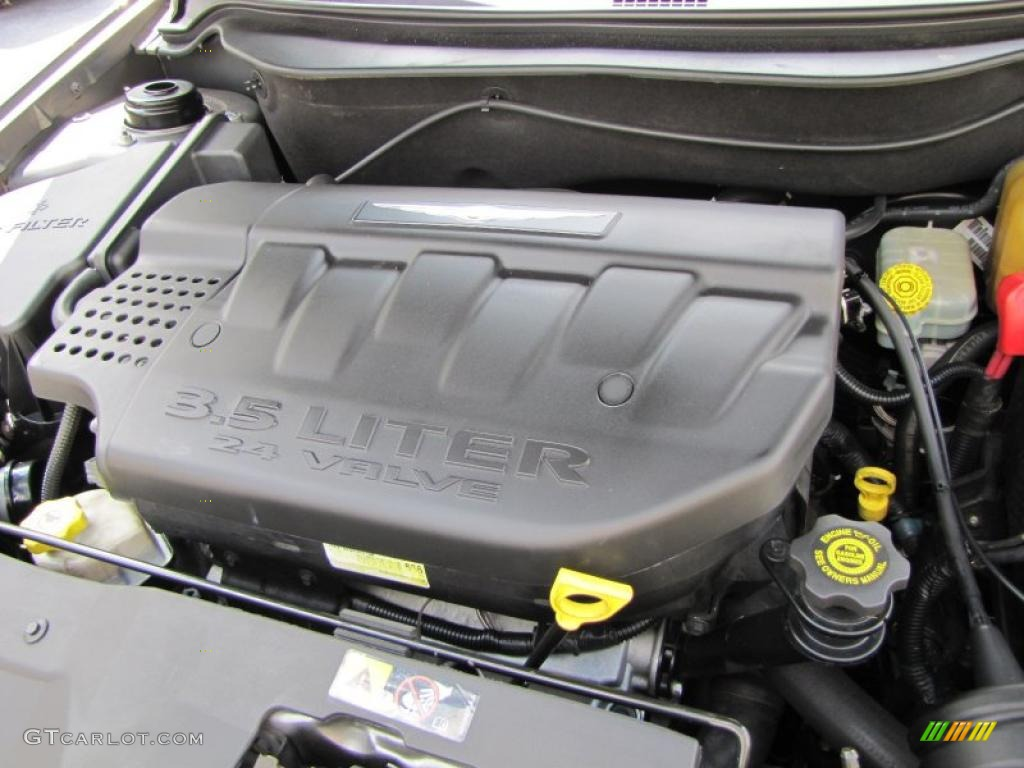 2004 Chrysler Pacifica Standard Model 35 Liter Sohc 24 Sebring 2 7 Engine Diagram Valve V6 Photo
