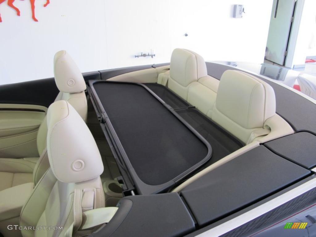 cornsilk beige interior 2011 volkswagen eos lux photo