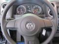Charcoal Steering Wheel Photo for 2011 Volkswagen Tiguan #38090631