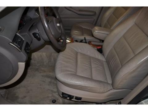 Audi A6 2000 Interior. 2000 Audi A6 2.8 quattro Sedan