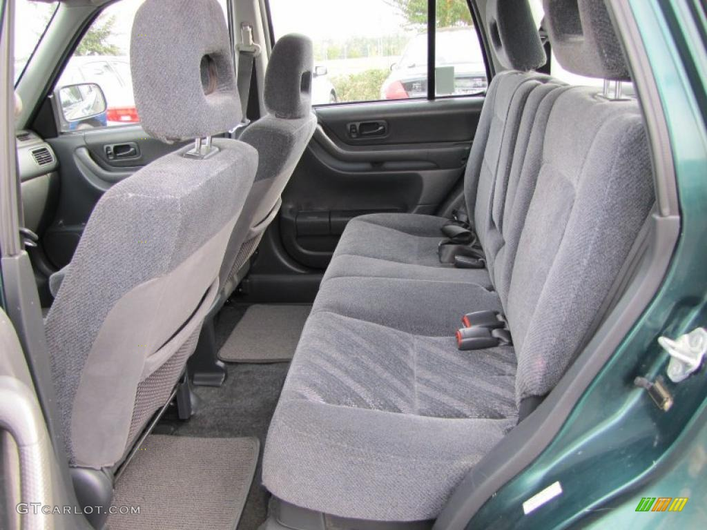 2000 Honda Cr V Lx Interior Photo 38091555 Gtcarlot Com