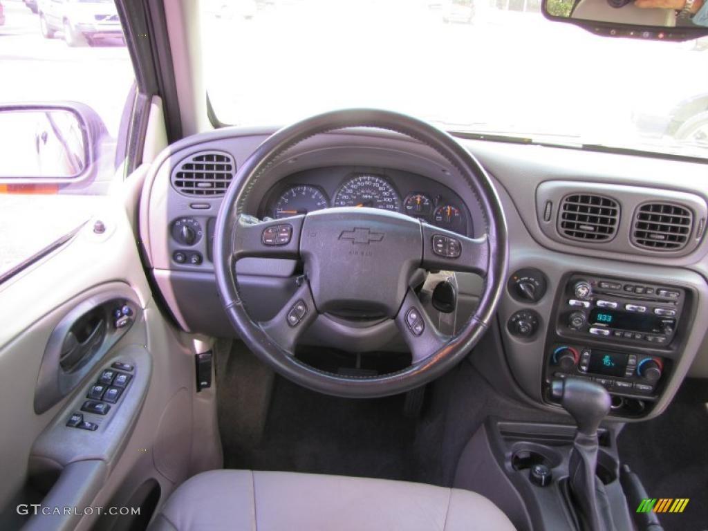 2004 chevrolet trailblazer ext lt 4x4 steering wheel photos