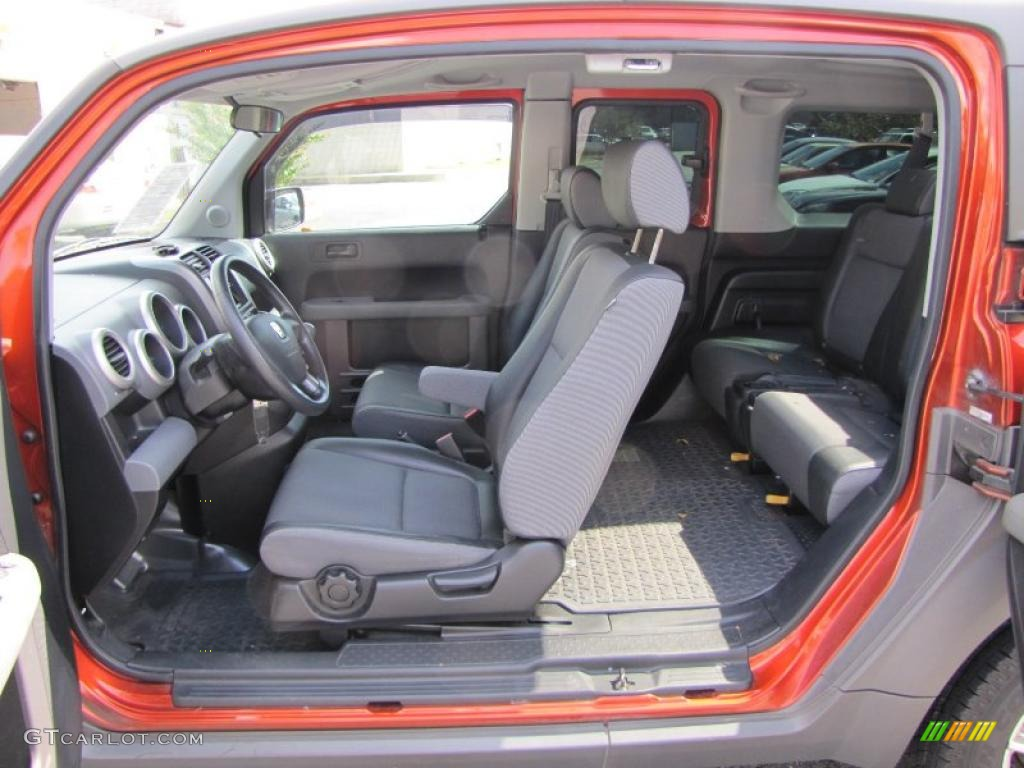 Black Interior 2003 Honda Element Ex Awd Photo 38093611 Gtcarlot Com