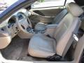 2003 True Blue Metallic Ford Mustang V6 Convertible  photo #6
