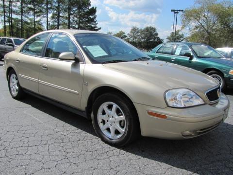 2000 Mercury Sable LS Premium Sedan Data, Info and Specs